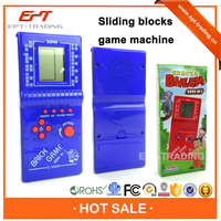 Hot selling kids interesting cheap handheld game console for sale