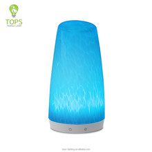 Factory direct sales tower shape touch sensor or remote controller smart rgb led full color rotating lamp