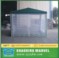 2.9x2.9x2.5M Garden Gazebo Tent around the sidewalls
