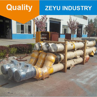 219 granule screw conveyor bearings dryer