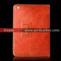 Premium Leather Slim Smart Cover For Apple Ipad Air /5 Accessories,Stand & Book-Syle Luxury Case For Ipad Air