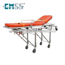 Used folding ambulance stretcher for sale