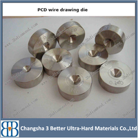 nature Diamond Wire Drawing Die/pcd Wire Drawing Dies as raw material