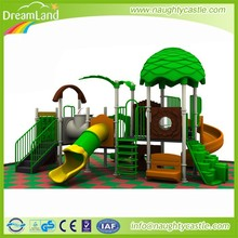 Forrest theme outdoor playground kids outdoor play center