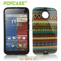 mobile phone case for motorola moto X+1 TPU cover with shine design