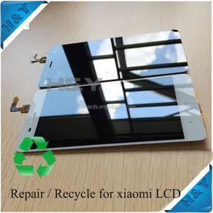 cell phone repair LCD display for samsung Galaxy S5 lcd touch screen with digitizer assembly, refurbish lcd display