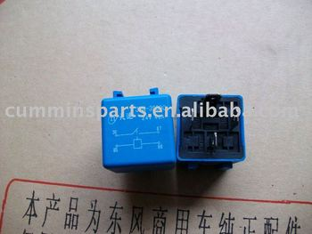 Dongfeng truck parts auto relay 37N-35090