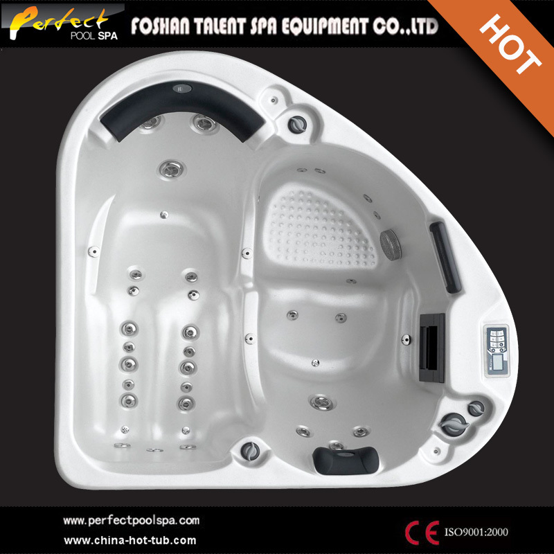 Family bath tub/spa tub/hot tub with sex massage jets and waterfall