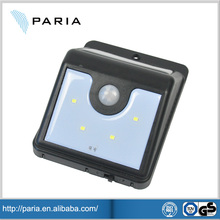 Outdoor wall lamp solar light motion sensor