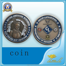 Custom Coin Machine New Gifts Antique Challenge Coin
