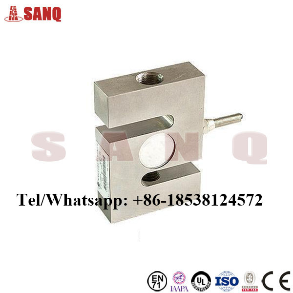 300KG, 500KG, 1t, 2t, 3t, 5t Stainless Steel/Alloy Steel S Beam Load Cell