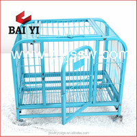 Large Steel Welding Wire Mesh Dog Carrier Cage For Sale