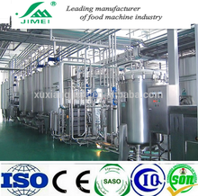 UHT milk butter processing machine plant/milk cheese making machinery price/UHT milk aseptic paper carton machine for sale