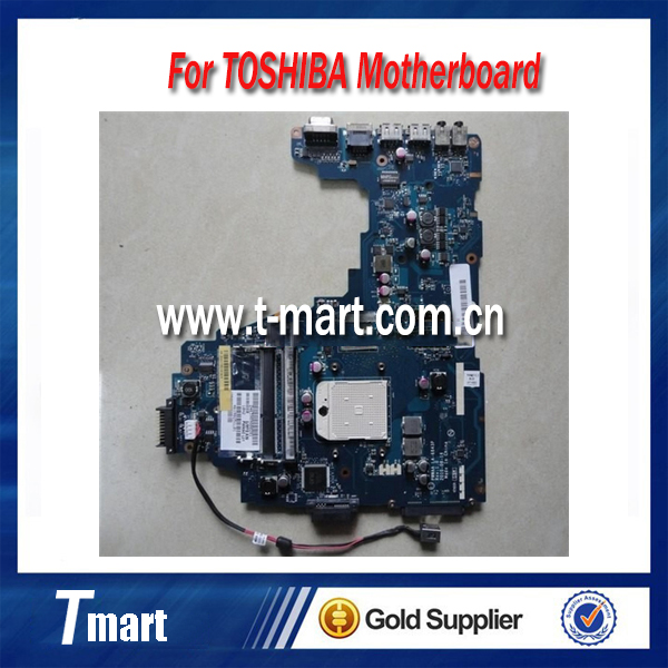 For Toshiba C660 C660D K000111560 LA-6843P Laptop Mainboard Motherboard 100% Tested OK