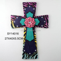 China manufacture Wholesale Wall decor cross
