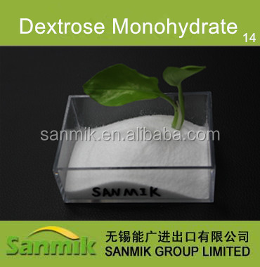 Specification dextrose monohydrate made in china