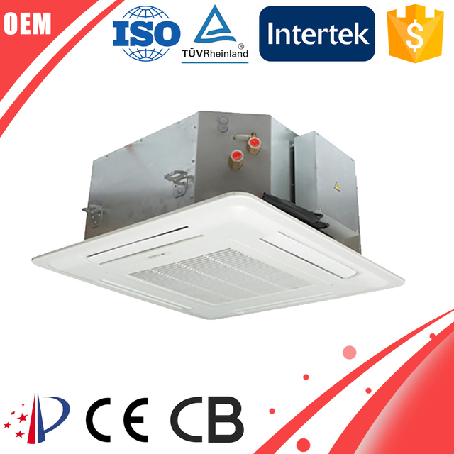 Ceil cassette fan coil units china for cooling heating