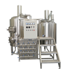 All grain steam heating 5bbl micro beer brewing equipment