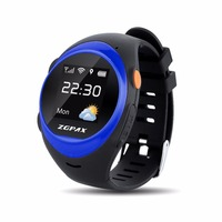Neoon New Product GSM, WIFI, SIM Card Support IOS and Android S888 Smart GPS Elder Watch