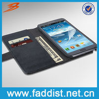 Classical Flip Case Cover for Samsung Galaxy Note 2 N7100