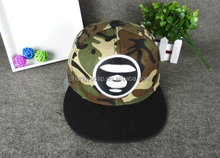 Camouflage tide fashion baseball cap hat man ms couples ping han edition spring summer hip-hop dance along the cap cap