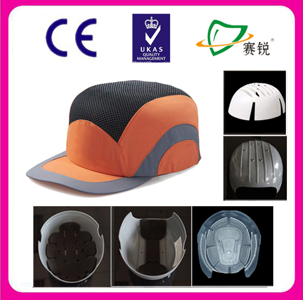 2017 HDPE or ABS plastic helmet insert climbing helmet hard safety cap hat wholesale price