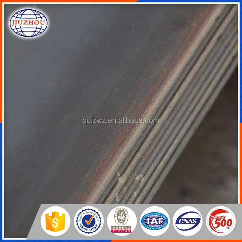 Bridges Material Carbon Low Carbon Mild Steel Plate