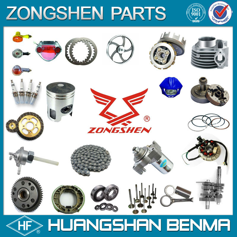 chinese spare parts for motorcycle