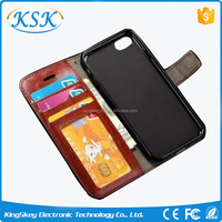 New arrvial products 2016 cell phone leather case, for samsung galaxy s7 case