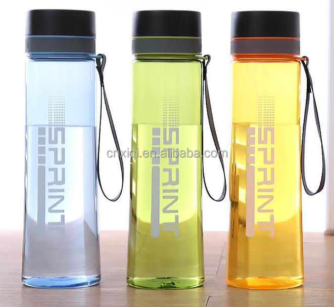 1000ml Classical plastic water bottle large capacity