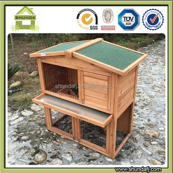 SDR009-T Wooden Rabbit cage for sale