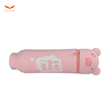 Promotional Customized Students Cute Pencil Case