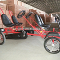 4 seat cheap pedal go karts for sale for adult