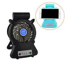 2016 Hot-Sale Air Conditioner Mini Fan Portable, Mini USB Fan for Phone