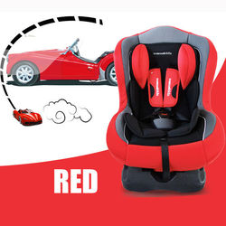 2014 the most safe group 0+1 ECE R44/04 red color baby car seat for VW Group China
