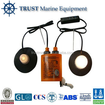 DEFD-96-B1 Marine SOLAS life raft light with LED Bulb