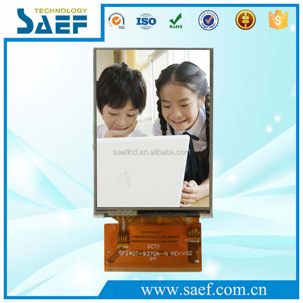 Wholesale 320x240 TFT Display 2.4 inch qvga tft lcd dispay with touch screen 48 pins TFT LCD module