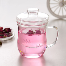 DWG-021borosilicate double wall glass cup / coffee mug/tea sets / drinking glasses