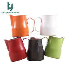 High quality stainless steel Motta coffee milk jug for barista tools