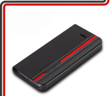 2014 Newest Fashion Wallet Magnetic Flip Leather Case with card stand function for Lenovo A500/A390/S760