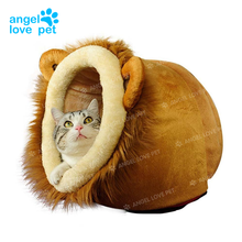 Warm design cozy nest house pet sleeping bag cat bag dog Bag
