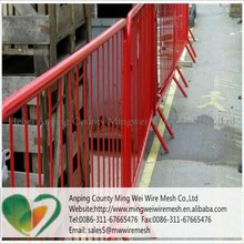 High Quality Stainless Steel Traffic Barrier,Temporary Traffic Barrier,Temporary Fence Cheap Temporary Fence Temporary Metal Fen