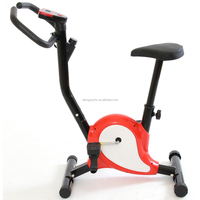 Home Gym Portable Upright Stationary Belt Exercise Fitness Bike Cycle Bicycle BB146