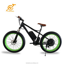 Bafang mid motor optional 26inch mountain bike electric of China