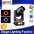 Professional lighting most powerful 440W CMY beam spot wash 3in1 moving head light