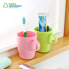 bathroom high quality cheap plastic gargle cup made in china