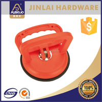 Promotional price single claw glass suction plate,glass suction cup