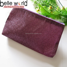 Fashional Factory Bling Bling Snakeskin Travel Cosmetic Bags