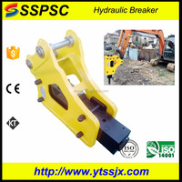 excavator hydraulic jack hammer, used hydraulic rock breakers