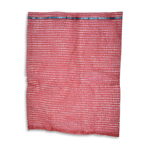 Agricultural plastic mesh bag for garlic, fruit use